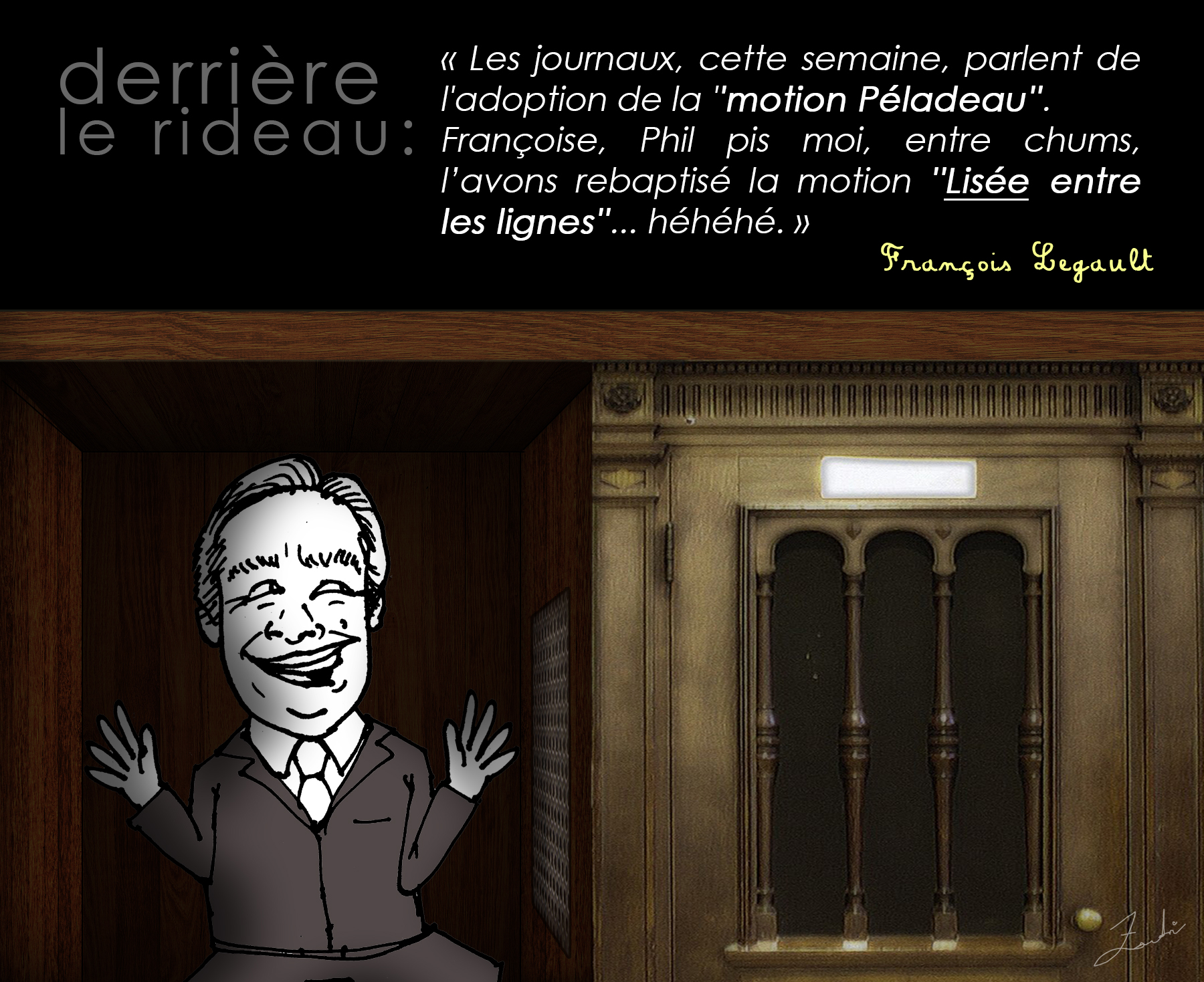 Illustration: Alexandre Laramée Zouéki