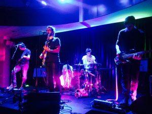 D'origine trifluvienne, le groupe The Bright Road était en prestation au Centre culturel Pauline-Julien le 27 février dernier. Photo: C. Filion