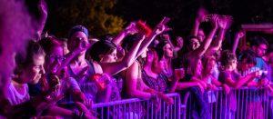 L'an passé, le spectacle de la rentrée avait attiré environ 3000 spectateurs sur le campus. Photo: Dany Janvier