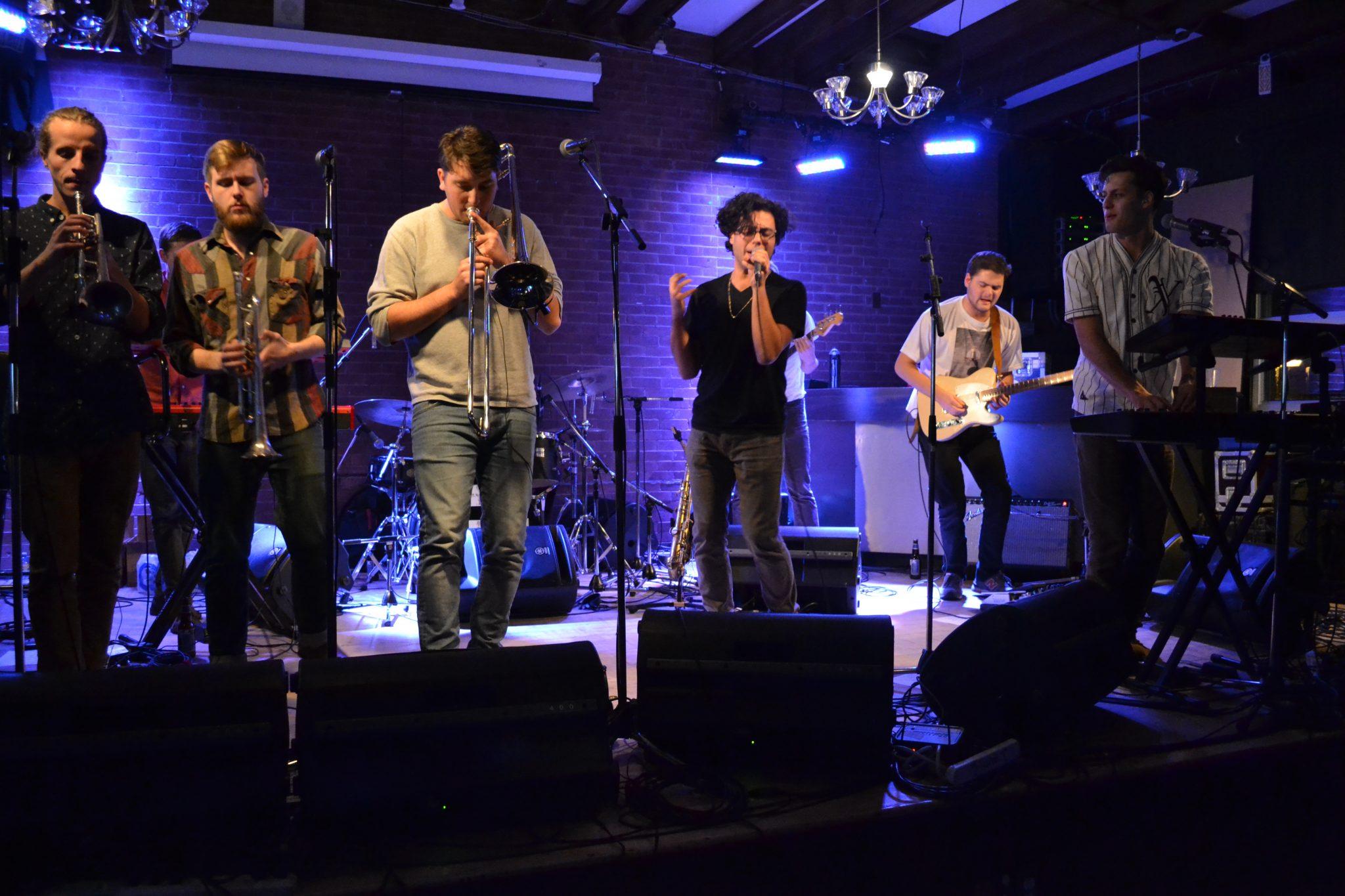 Busty and the Bass est un groupe à surveiller dans les prochaines années.Photo: A. Lemieux
