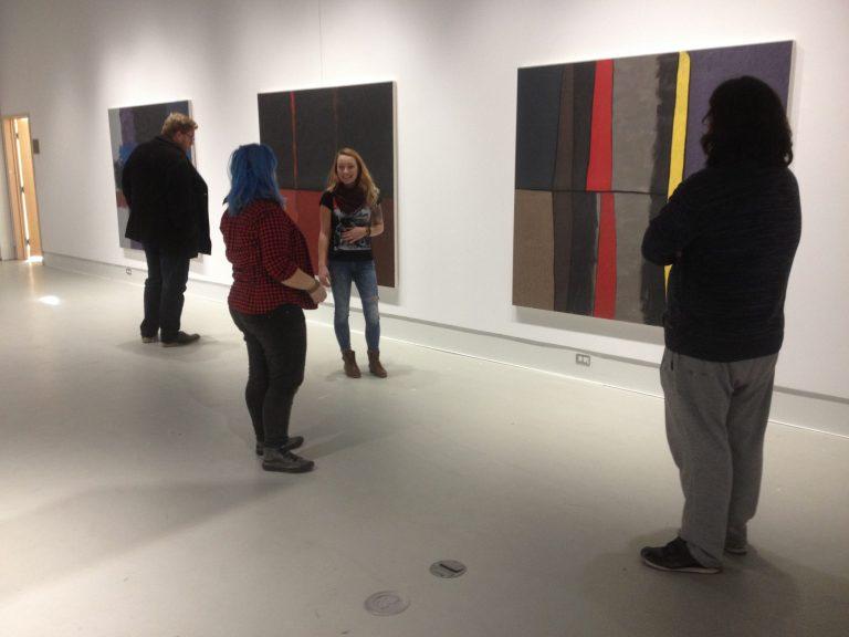 PICOM à la Galerie R3: Se faire raconter l'art