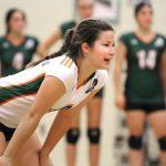 L'équipe féminine de volleyball commence la saison du bon pied. Photo: Patriotes
