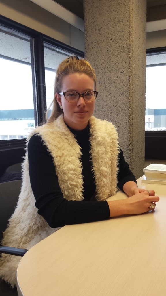Marilyn Tremblay-Pouliot, présidente de l'AÉCSP.