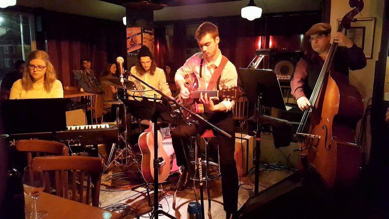 Sensitive soul jazz Quartet aux Mardis Live: Une ambiance jazz orne le Gambrinus
