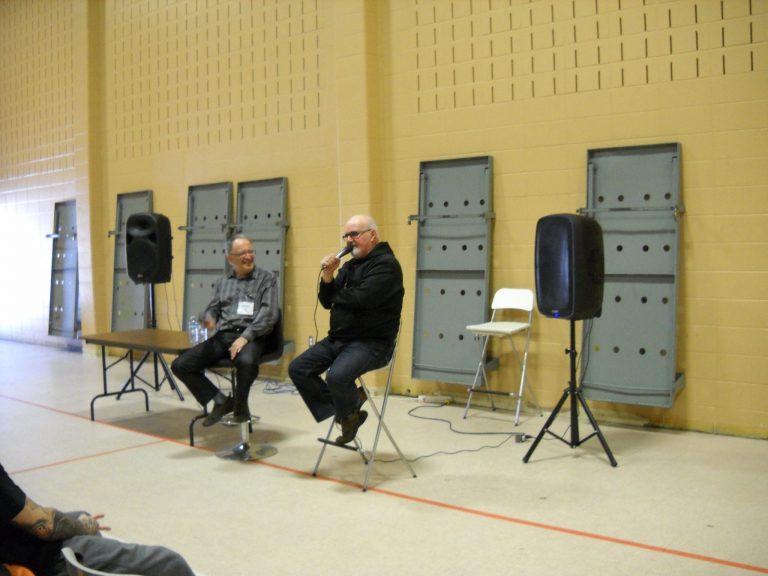 Salon du livre de Trois-Rivières: Emprisonné dans un deuil à perpétuité