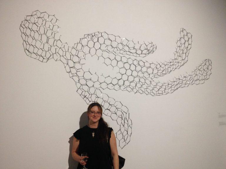 Vernissage à la Galerie R3: Une alchimie absolument réussie