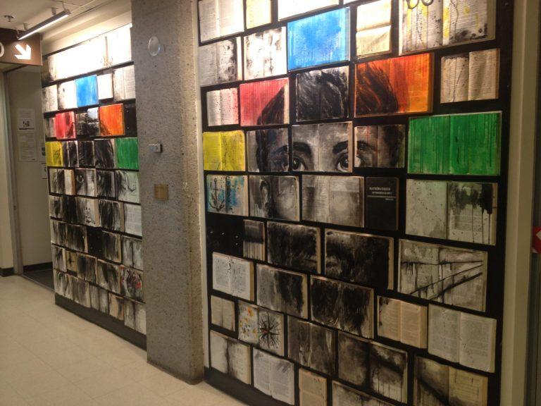 Arts visuels sur le campus: Embellir le quotidien grâce à l'art
