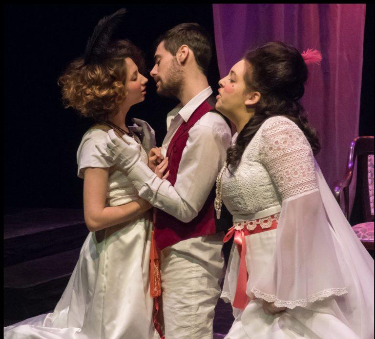 Théâtre des Nouveaux Compagnons: Soirée Molière