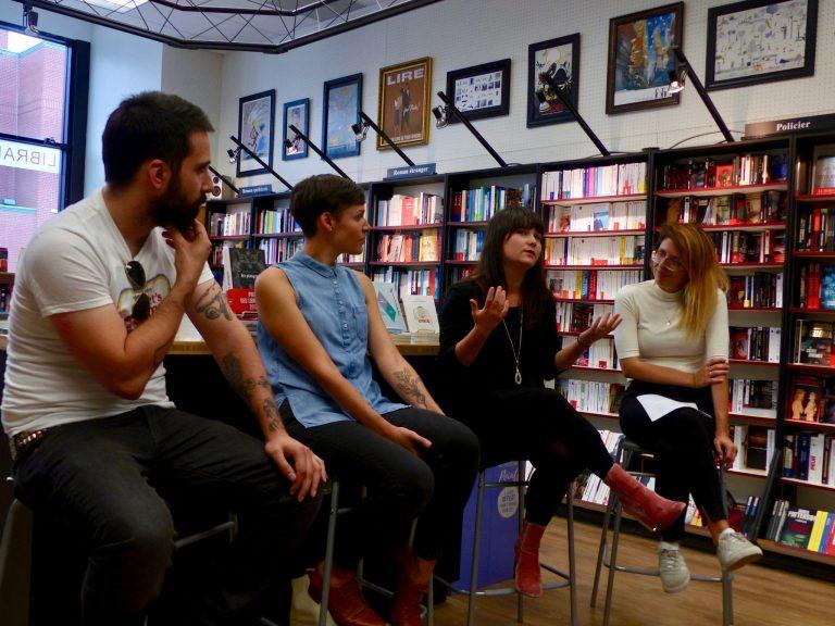 OFF-Festival de poésie: Une question existentielle littéraire