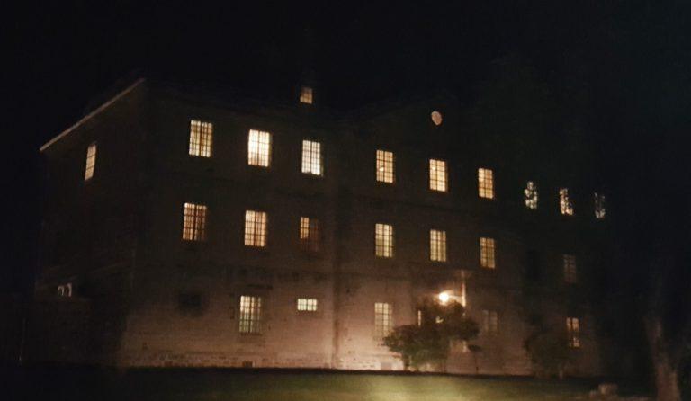 ZONE LAB: Le «Parcours de peur» de la Vieille Prison de Trois-Rivières