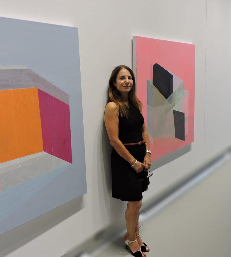 Exposition d'Antonietta Grassi: Quand l'art témoigne la nostalgie