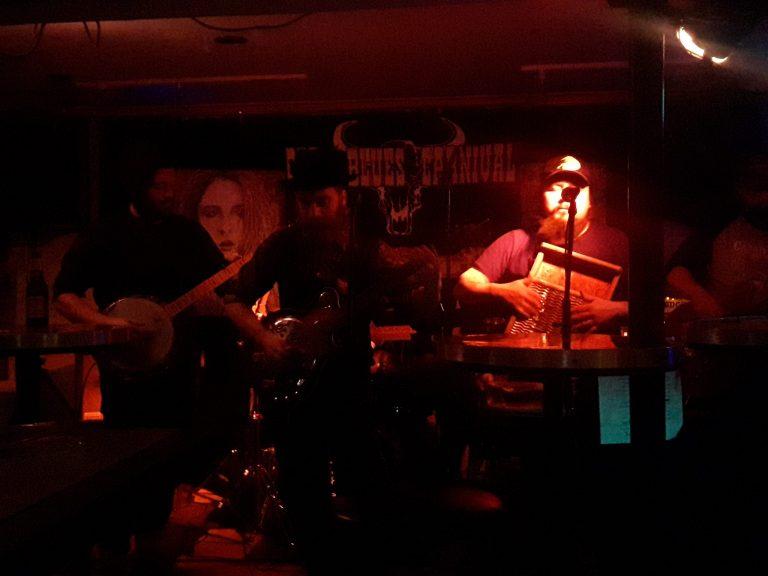 Dead Blues Carnival au Zénob: Entre bluegrass et métal