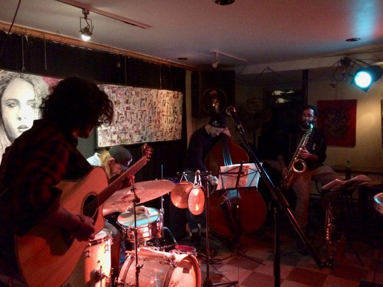 L'Oumigmag au Zénob: Le jazz territorial créatif