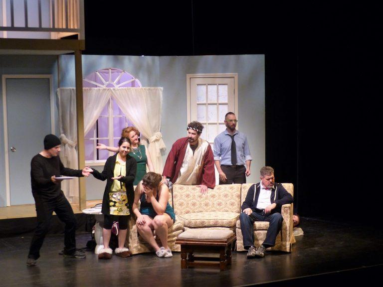 Théâtre des Nouveaux Compagnons: La réalité dépasse le théâtre