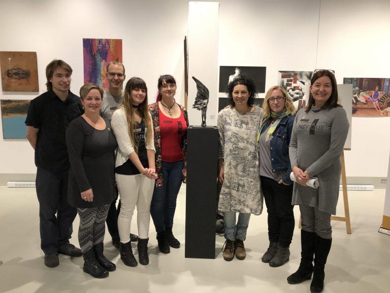 Galerie R3: Lancement de la deuxième «Exposition bénéfique»