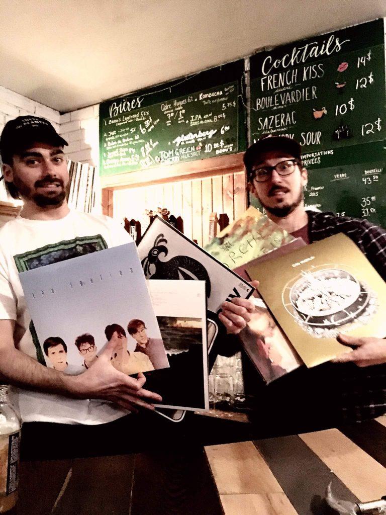Café Frida: Les Soirées Vinyles Sunrise!