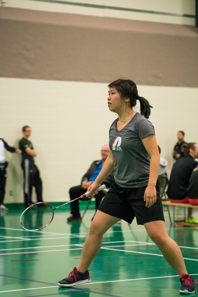 «J'espère que plus de joueuses manifesteront un intérêt envers ce formidable sport» — Bianca Chung. Crédit Photo: Patriotes UQTR