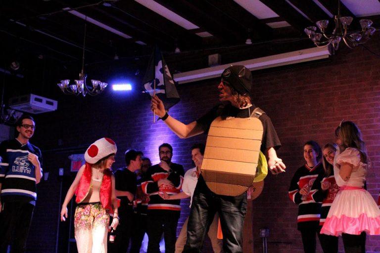 LUITR: Match spécial «Mario Party»