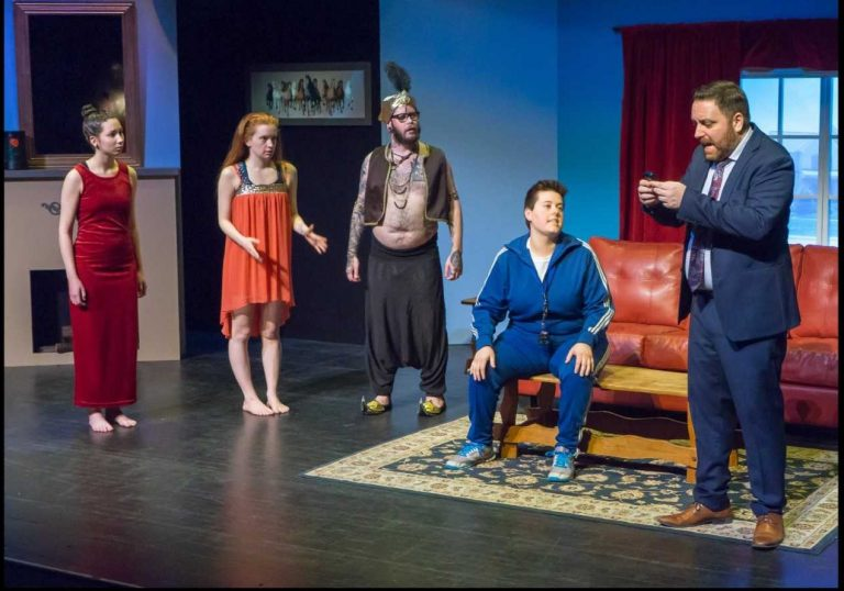 Théâtre des Nouveaux Compagnons: «Le Génie amoureux» ou la bouteille de l'amour comique