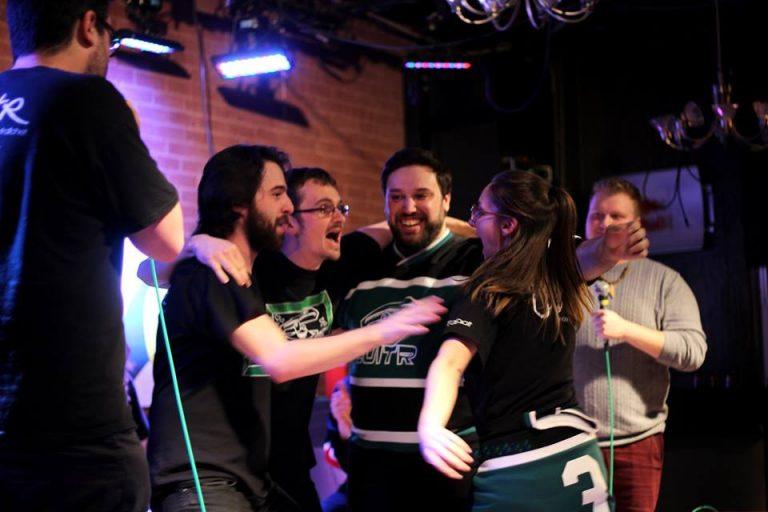 LUITR: L'équipe des Verts remporte la saison
