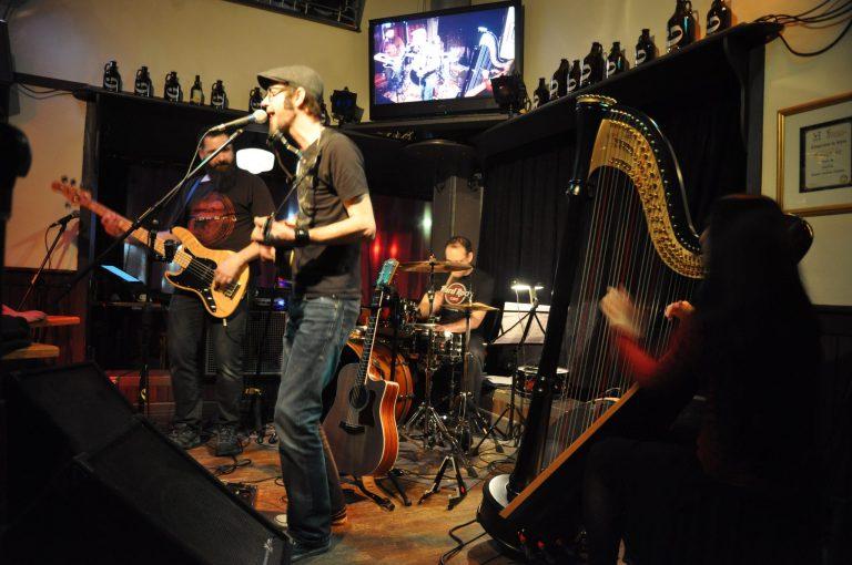 Quart de finale #8 des Mardis de la Relève: Du rock en français