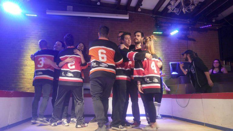 LUITR: Dévoilement des équipes lors du match Showcase
