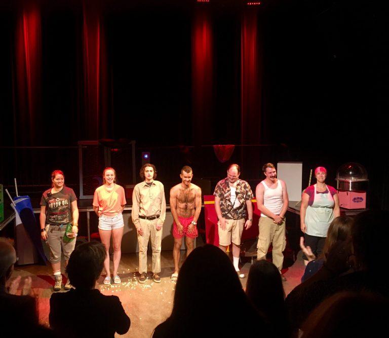 Théâtre des gens de la place: Salle remplie pour la dernière