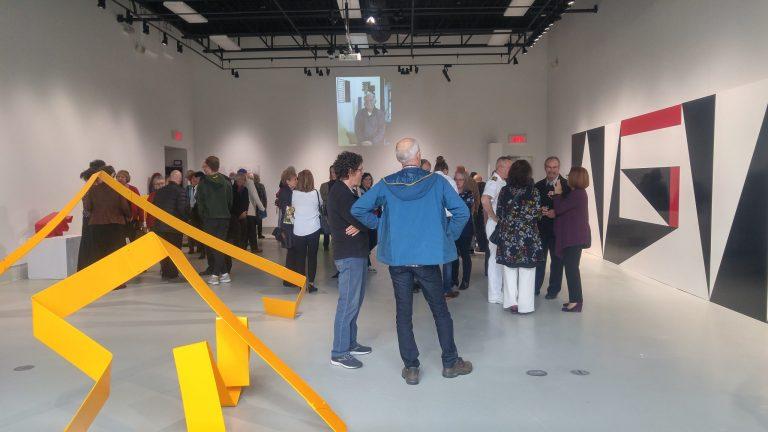 Pierre Landry, sculpteur: Vernissage de l'exposition Hommage à l'Homme et son œuvre