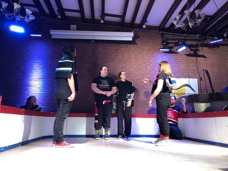 LUITR – Rouges contre verts: un match serré