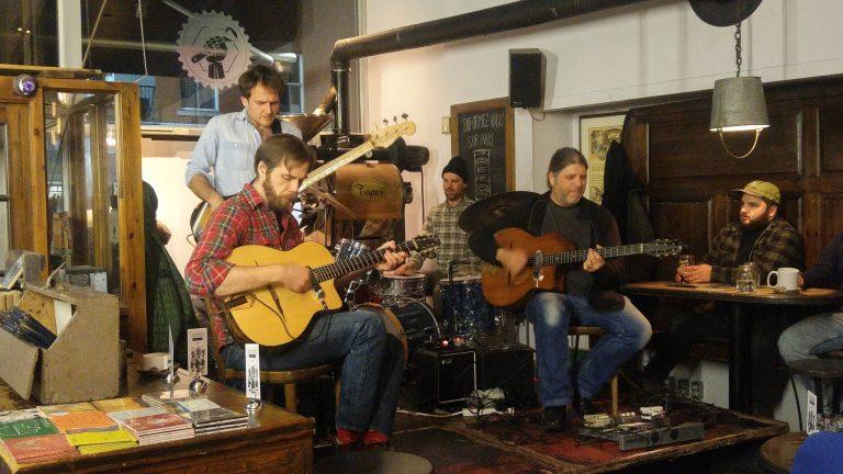 Soirée jazz: : Stephane Wrembel Band et Hot Club de Trois-Rivières ravissent le public