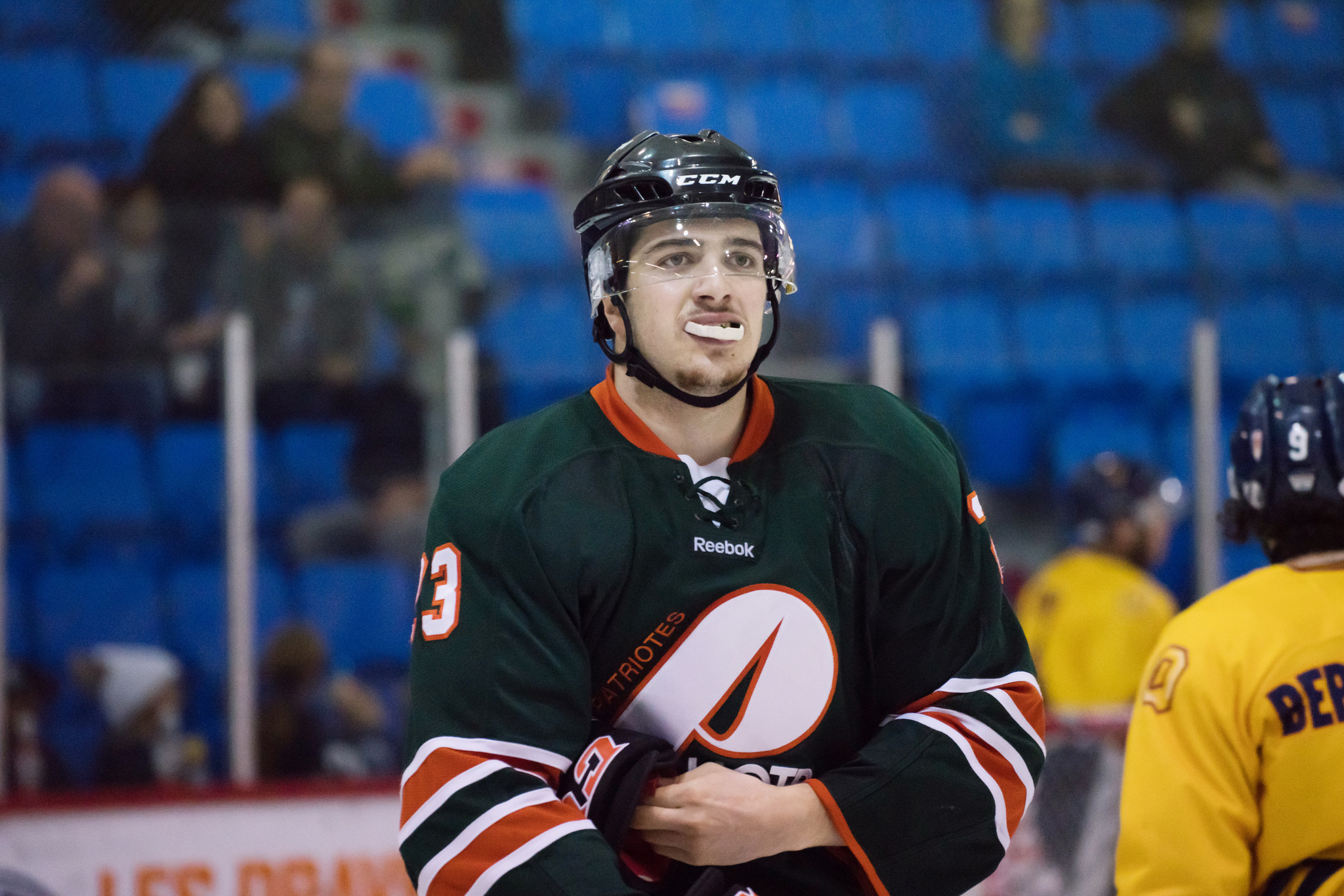 Patriotes hockey: Seconde victoire face à Windsor - Zone Campus