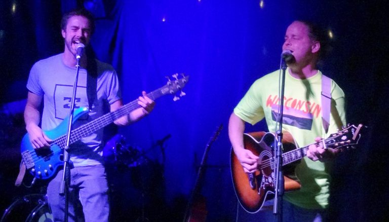 Soirée folk-rock: Oli Baba à la Brasserie de Normanville