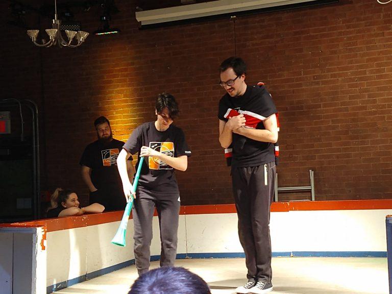 LUITR: «Teaser», trompette et victoire des Oranges!