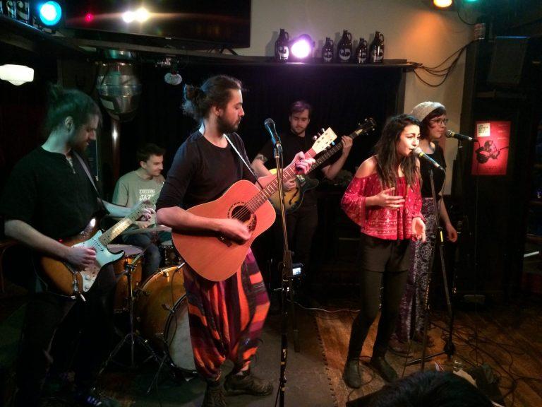 Mardis de la relève: Soirée folk rock, quart de finale #2
