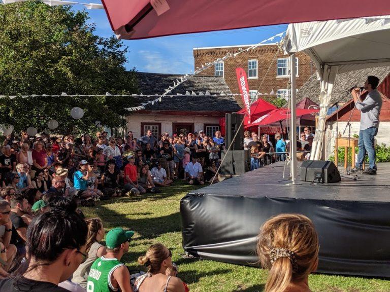 Arts et spectacles : Envolée lyrique dans l'air de Trois-Rivières