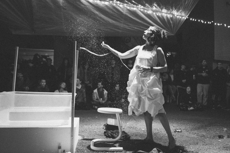 FAPTR – Festival d'art performatif de Trois-Rivières: L'art performance comme lieu de rencontre