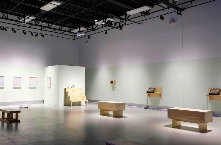 Vernissage de l'exposition « Vanités et fournitures » : L'art féminin sous toutes ses formes