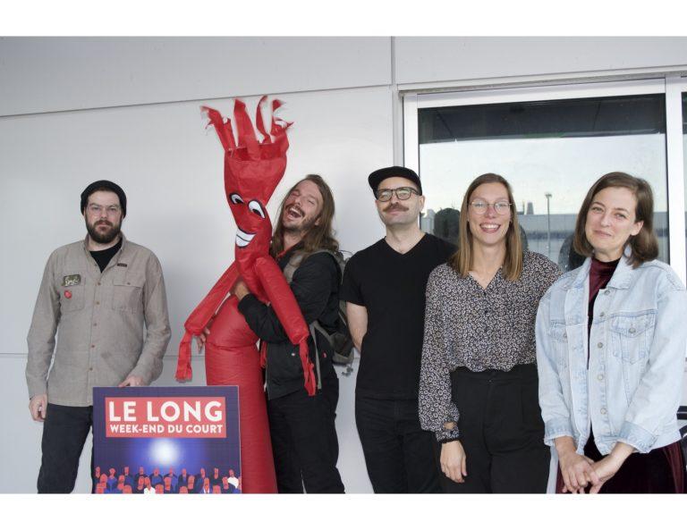 La 6e édition du Long Week-End Du Court de Trois-Rivières