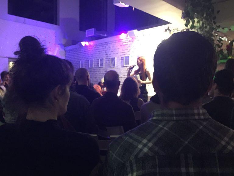 Off-festival de poésie de Trois-Rivières : la poésie en marge