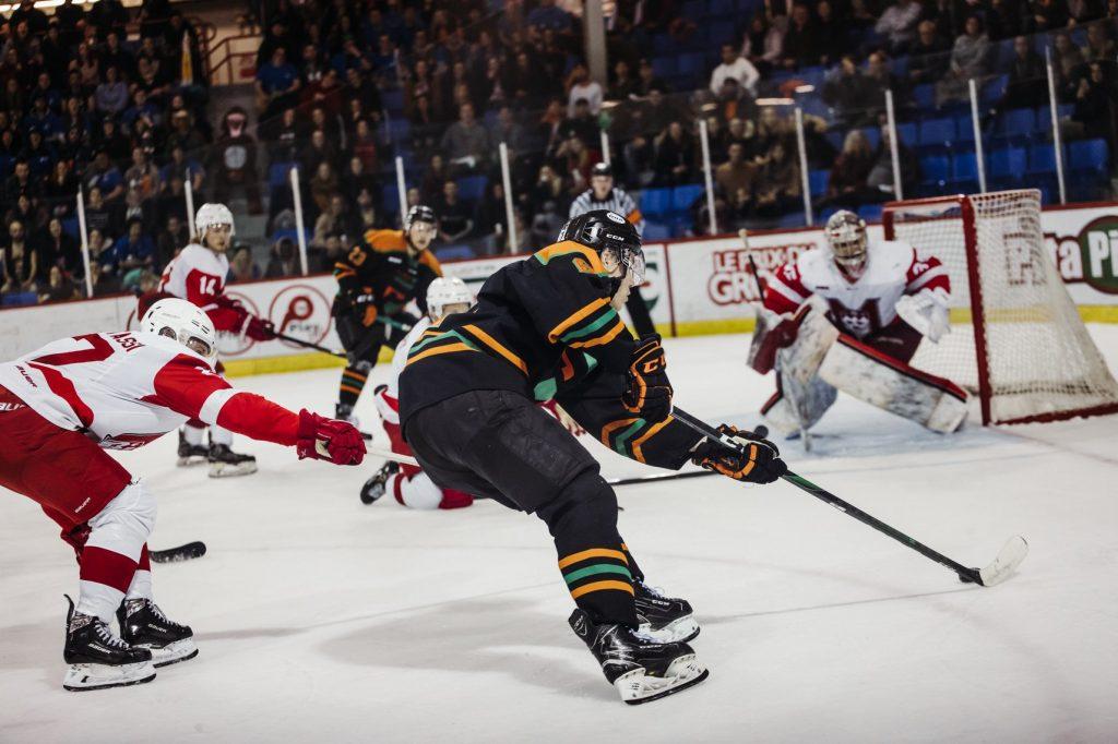 patriotes hockey mcgill carnaval