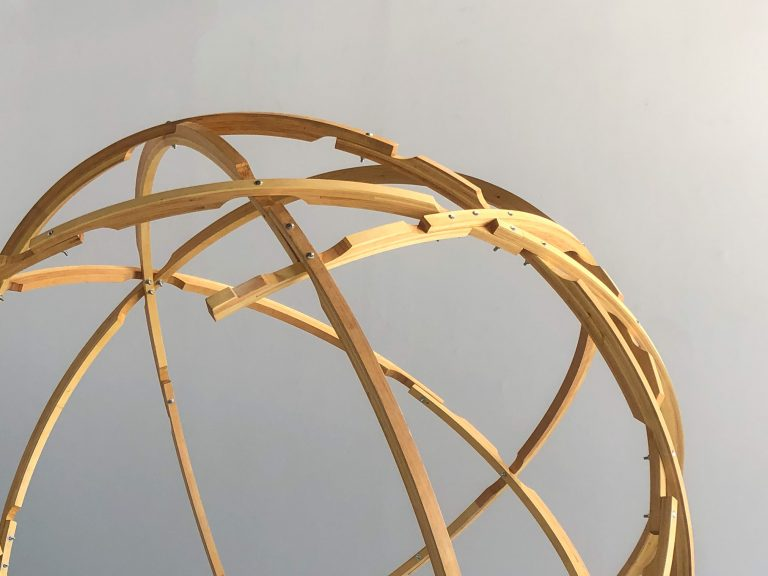 L'architecte-plasticien : François Mathieu présente «Chantiers giratoires»