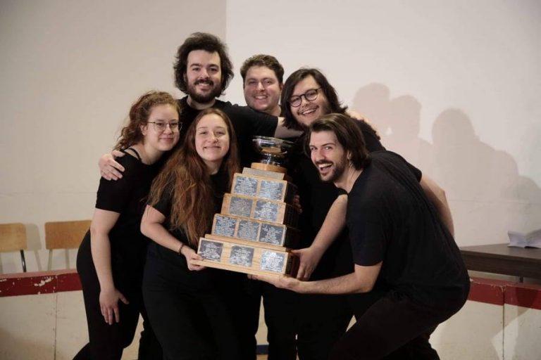 33e édition de la Coupe universitaire d'improvisation