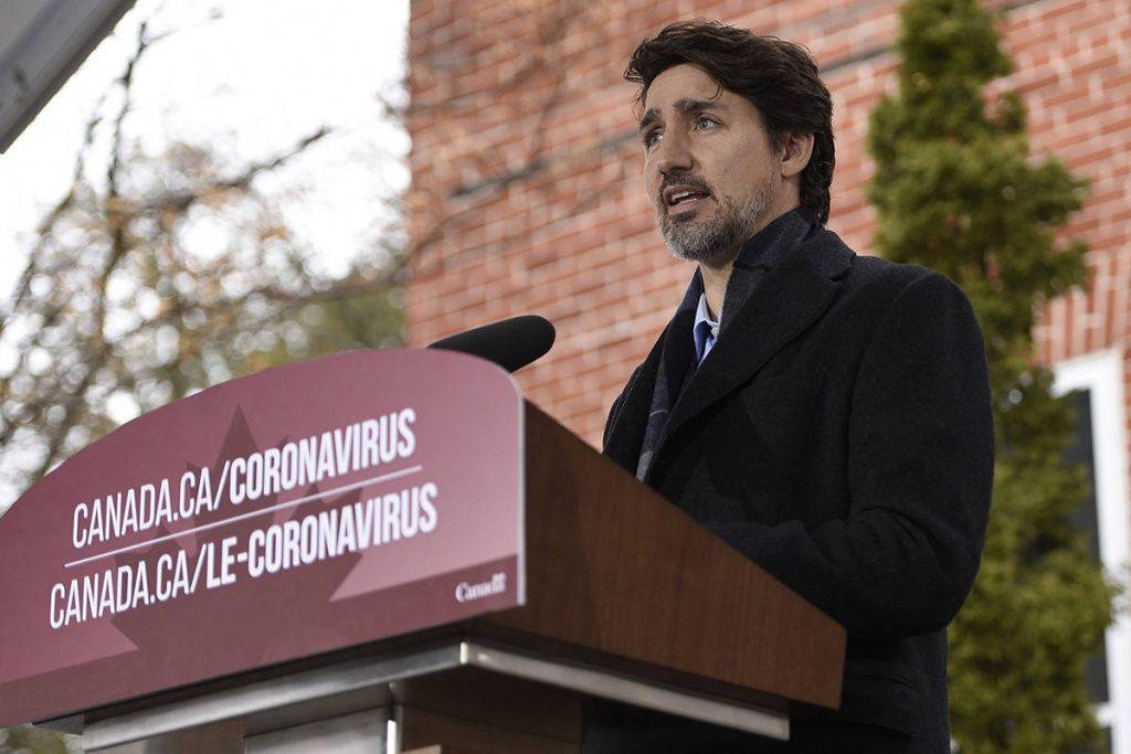 Trudeau aide urgence étudiants