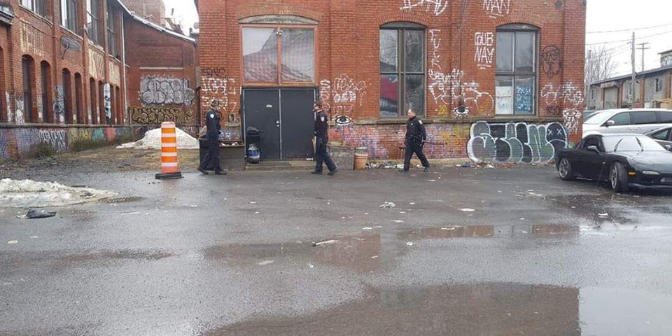 libertés fattal montréal police descente katt