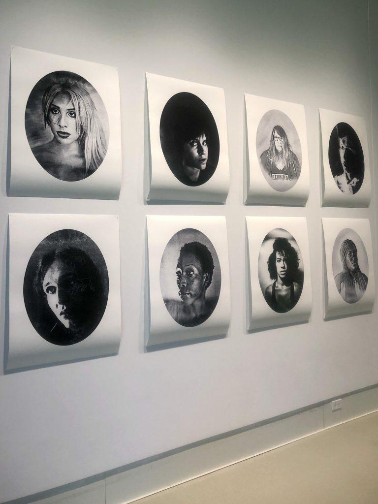 Jacques Charbonneau et Tom Carpenter: Copie Art à la Galerie R3