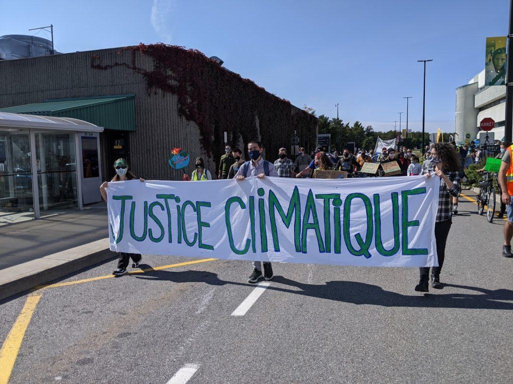 marche vert climat 25 septembre