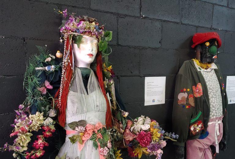 Vernissage de Réconcili'Art: une ouverture sur le monde