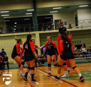 patriotes volleyball