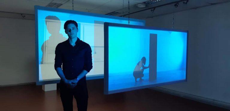Olivier Ricard: Du cinéma à l'installation vidéographique